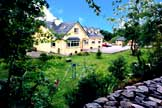 Bed and breakfast                         in sneem co kerry an glasin