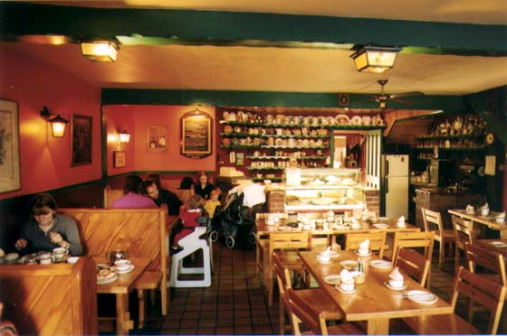 SNEEM - RESTAURANTS AND TEA ROOMS - ON THE RING OF KERRY - THE ...